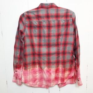 J. Crew Tops - J. Crew Upcycled Perfect Fit Flannel Long Sleeve
